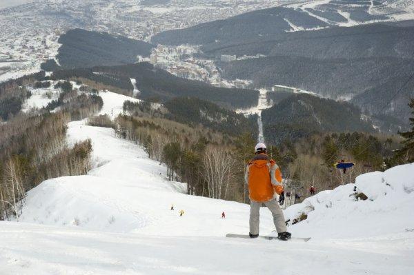 Белокуриха станет региональным центром развития горнолыжного спорта.